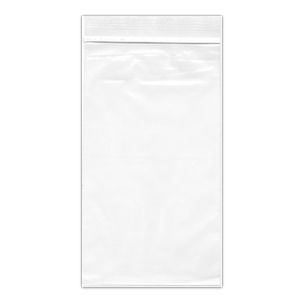Disposable Waterproof Sleeves fit iPhone 6 or later 2 Mil Clear Zipper Bags (100 pack)